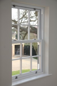 Plastic Sash Windows