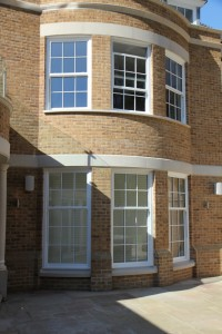 Plastic Sash Window