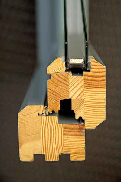 Multi-layered Timber