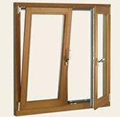 Timber Tilt-Turn Window